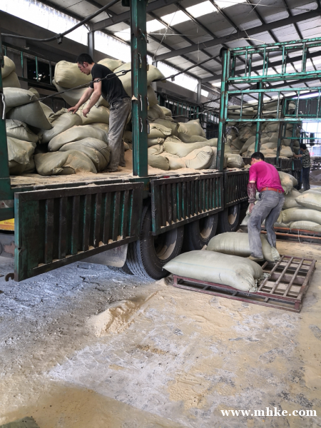 饲料厂现款采购玉米、油糠、大米等原料